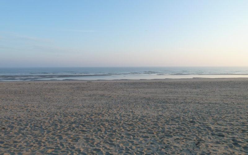 Langeoog, Strand und Meer