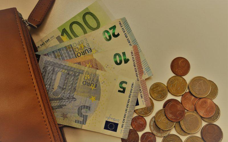 Geld Bargeld