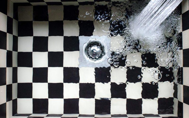Wenn der Wasserhahn tropft