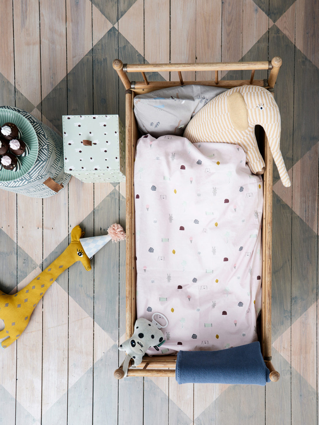 Größe Kinderzimmer Empfehlung