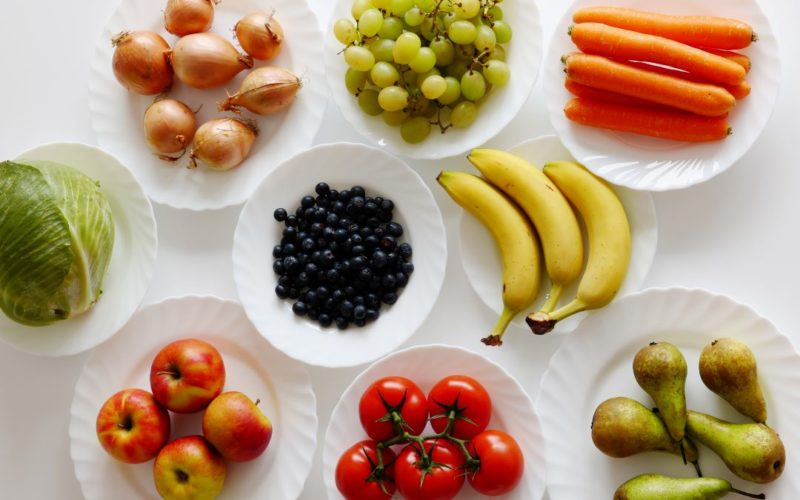 Richtig lagern: Obst und Gemüse trennen