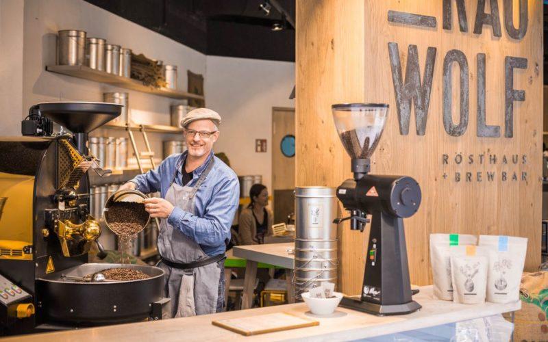 Nachhaltig Kaffee trinken